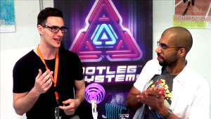 GX2017 Neonable Bootleg Systems Interview in Kuwait with Gabriel De Roy by DarkWolf80s