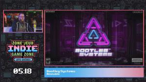 Montreal Dreamhack 2018 Neonable Twitch Stage Bootleg Systems Speedrun GVirus