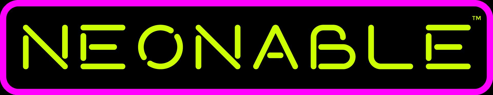 Neonable Logo Colors