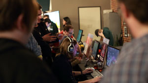 The MIX @ GDC 2017 Neonable Bootleg Systems Showcase